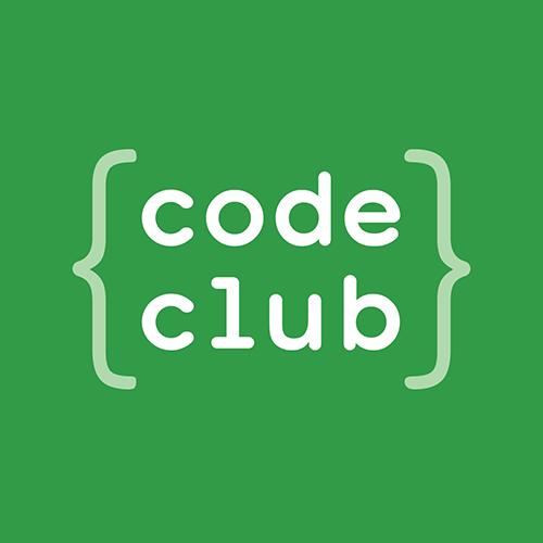 """""""code club"""" logo"""